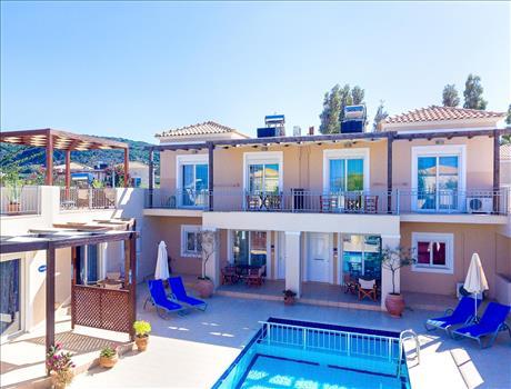 Seafront Hotel Western Crete 1 - 8 days Luxury Gastronomy Tour in Crete Greece - The Origin of Mediterranean Cuisine!