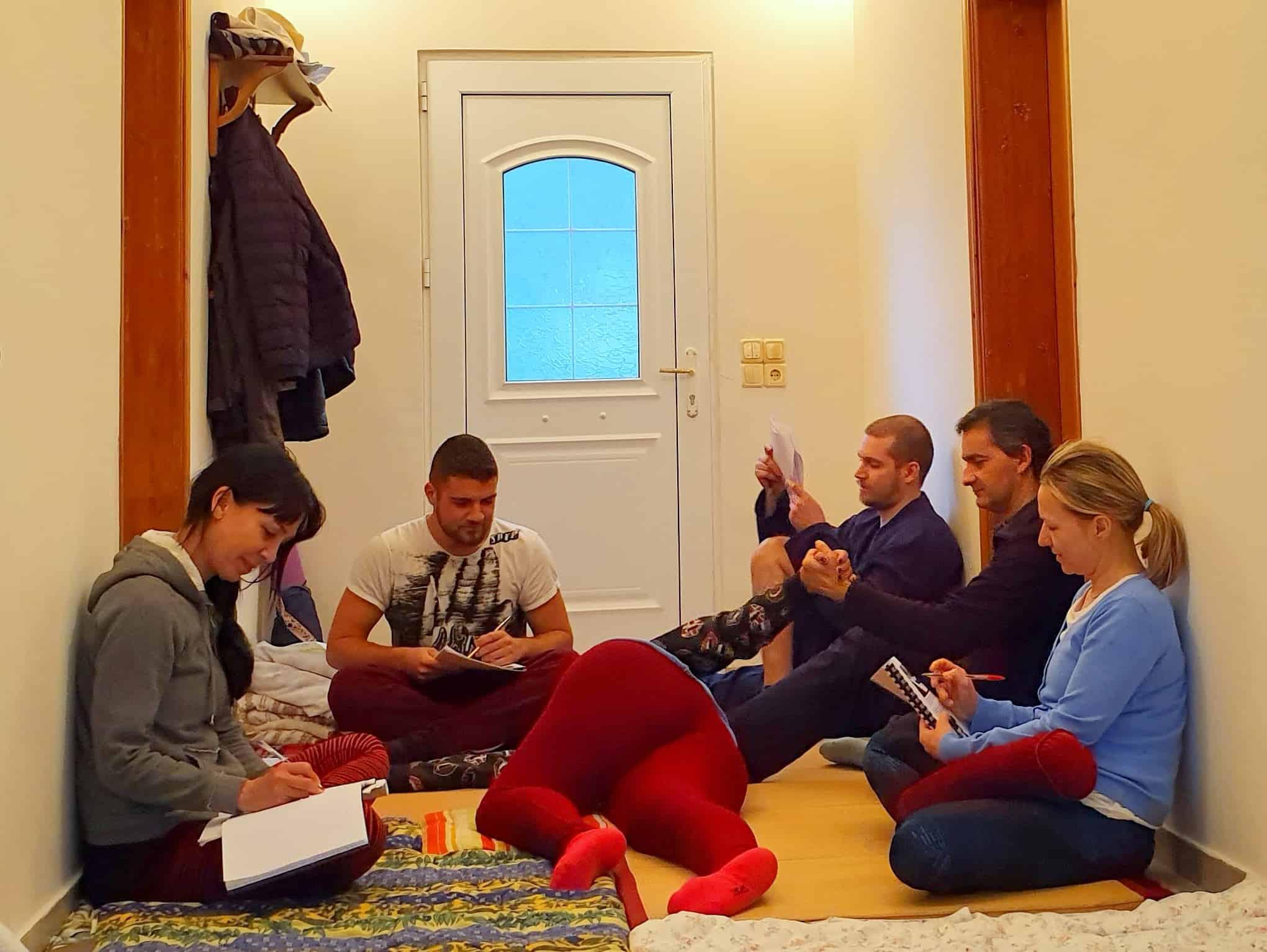 thai massage seminar - 14 Days Thai Massage Training and Yoga Retreat in Crete Greece